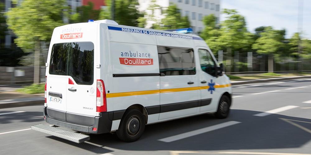 Ambulances et taxis Douillard